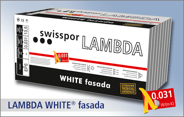 Styropian Swisspor LAMBA WHITE fasad sklep Bat (1)