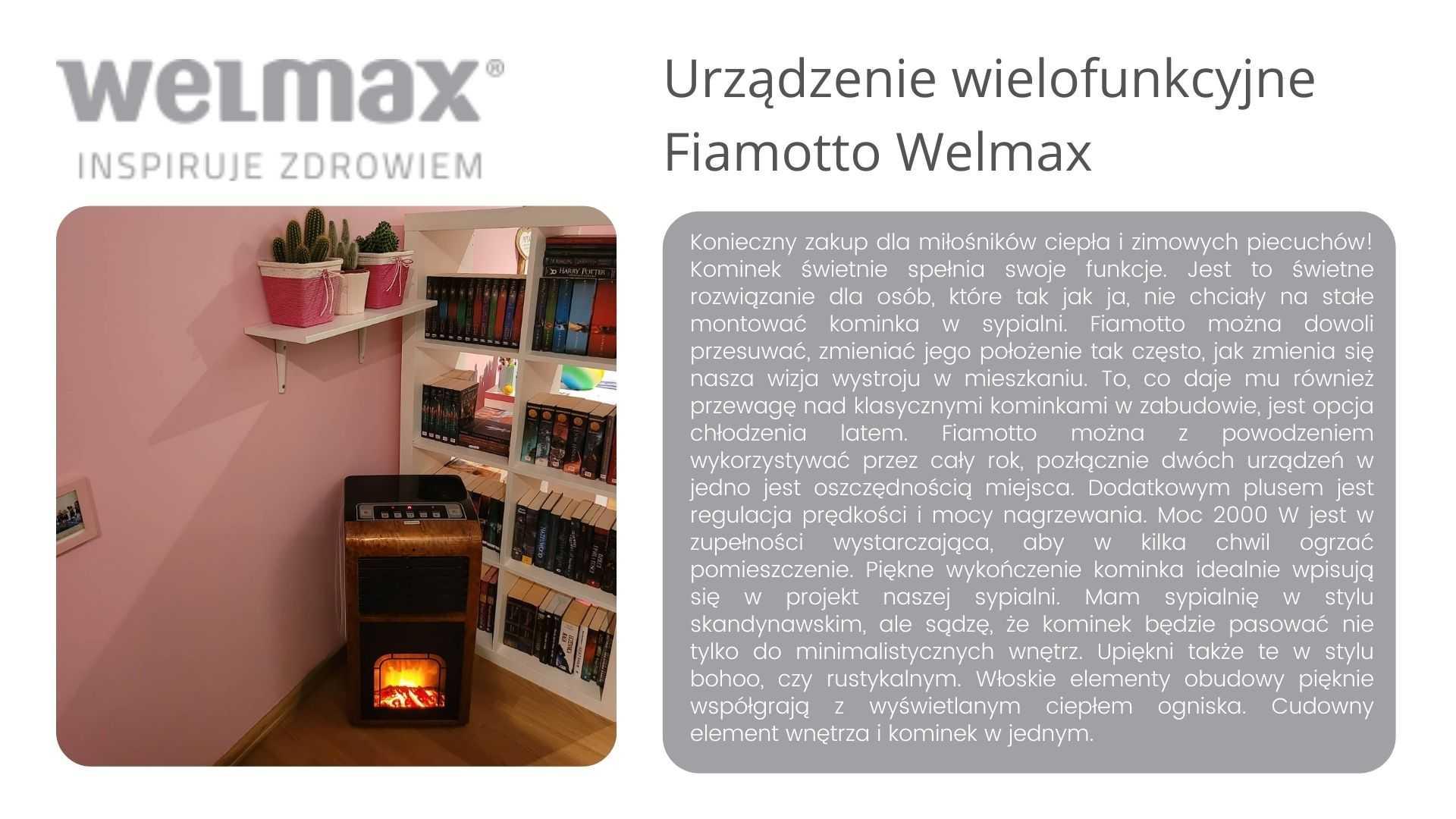Klimatyzator Fiamotto welmax