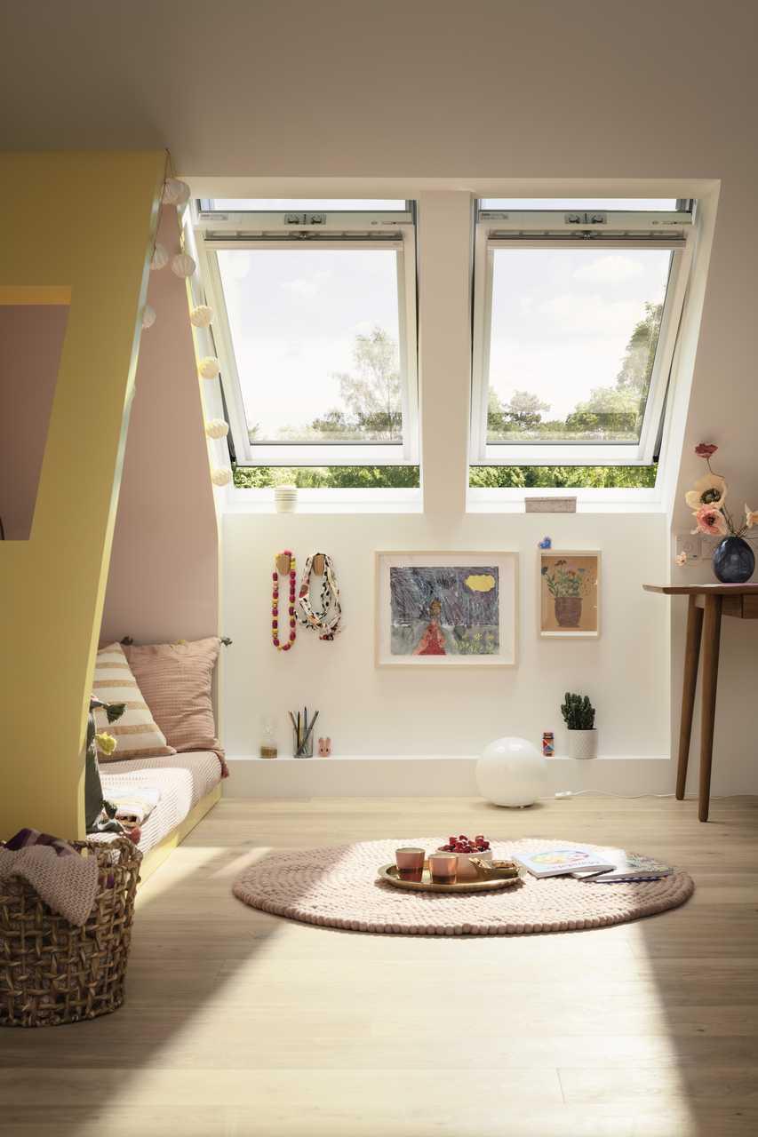 Okna dachowe Velux oferta bat materiały budowlane