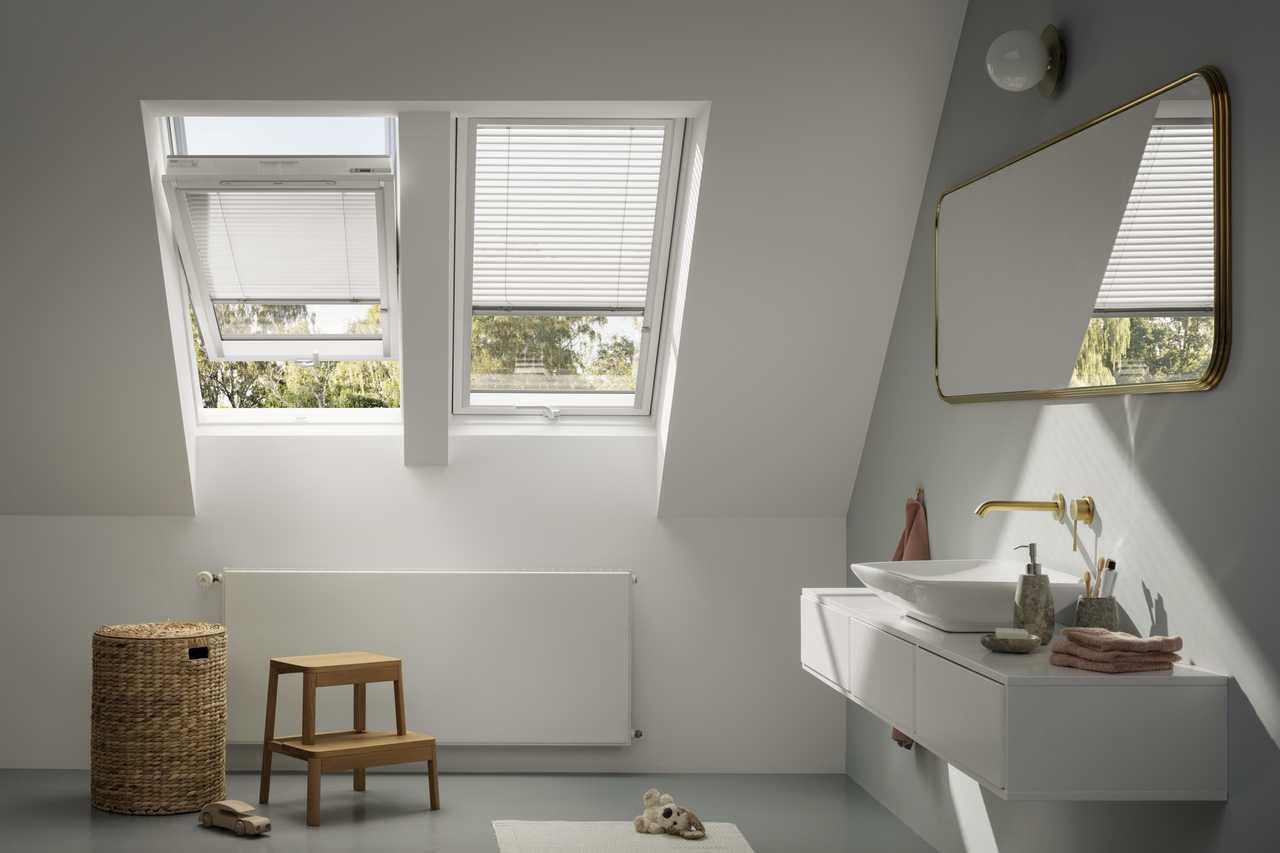 Rolety zewnętrzne do okien dachowych Velux oferta BAT